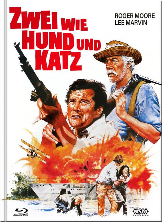 Brüll den Teufel an - Mediabook - Cover B [Blu-Ray+DVD]