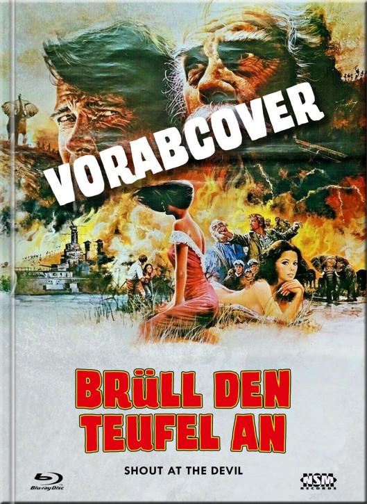 Brüll den Teufel an - Mediabook - Cover G [Blu-Ray+DVD]