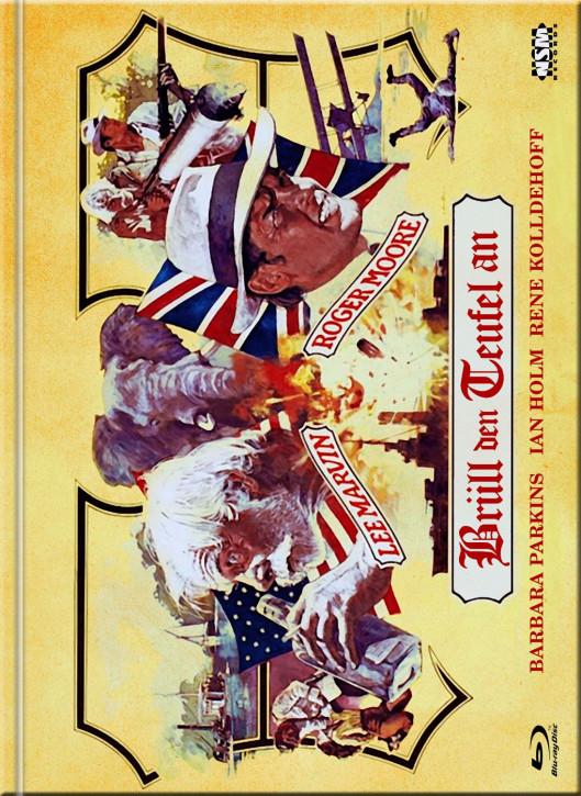 Brüll den Teufel an - Mediabook - Cover H [Blu-Ray+DVD]
