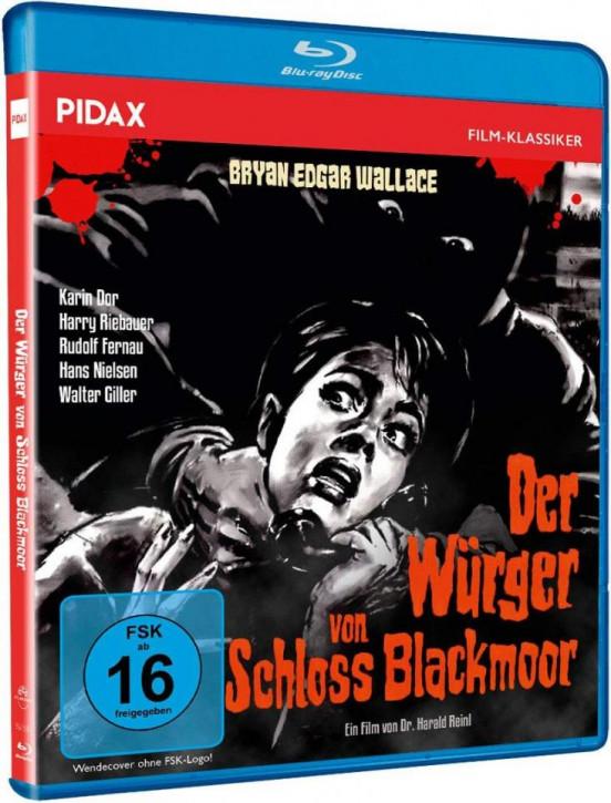 Bryan Edgar Wallace: Der Würger von Schloss Blackmoor [Blu-ray]