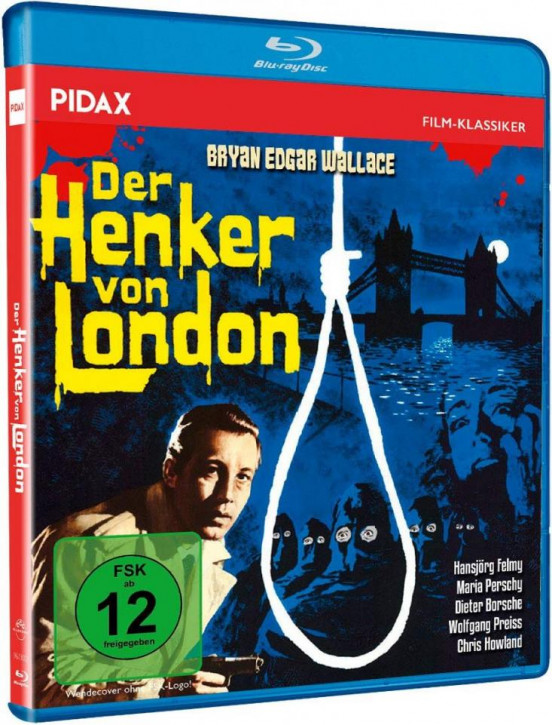 Bryan Edgar Wallace: Der Henker von London [Blu-ray]