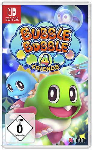Bubble Bobble 4 Friends [Nintendo Switch]