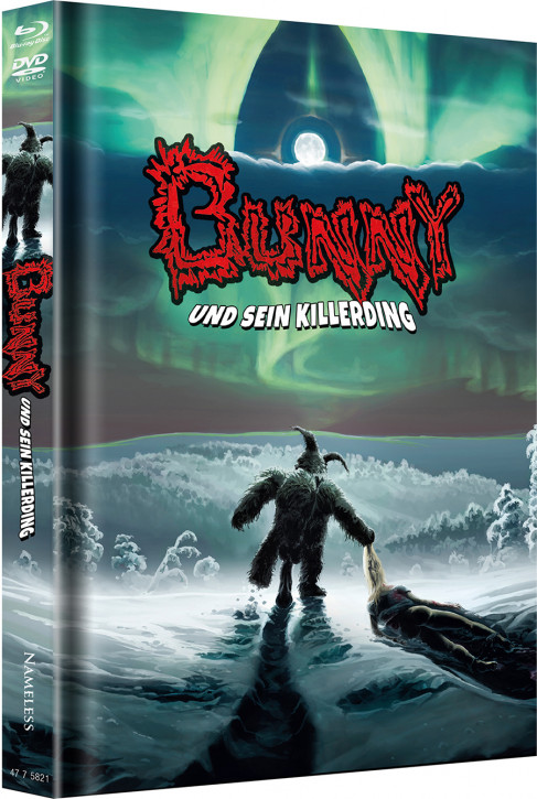 Bunny und sein Killerding - Limited Mediabook Edition - Cover A [Blu-ray+DVD]