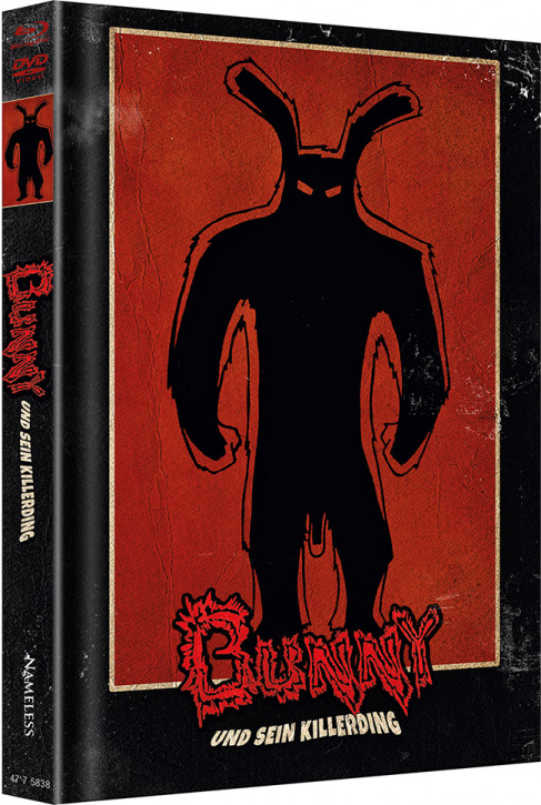 Bunny und sein Killerding - Limited Mediabook Edition - Cover B [Blu-ray+DVD]