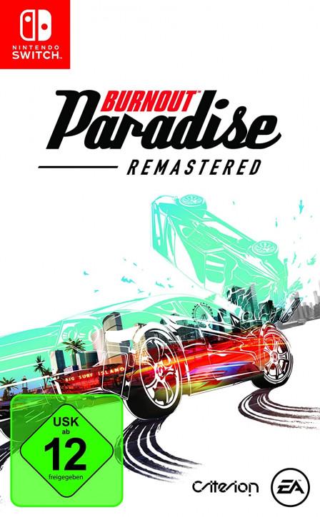 Burnout Paradise Remastered [Nintendo Switch]