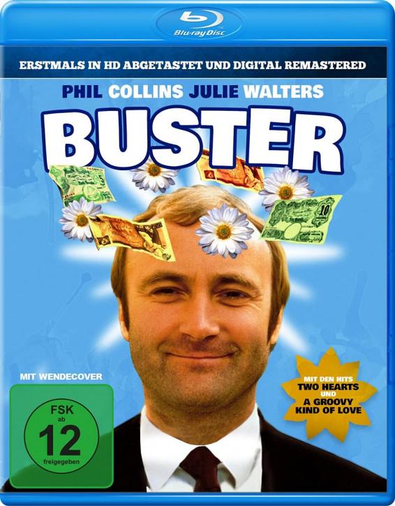 Buster - Ein Gauner mit Herz (Kinofassung) [Blu-ray]