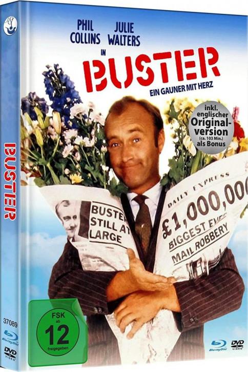 Buster - Ein Gauner mit Herz - Limited Mediabook [Blu-ray+DVD]
