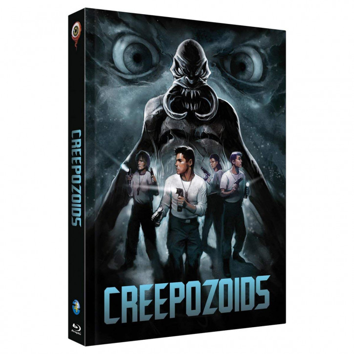 CREEPOZOIDS - Limited Collectors Edition Mediabook - Cover C [Blu-ray]