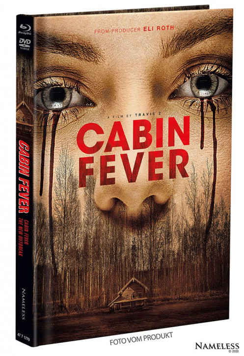 Cabin Fever 4 - The New Outbreak - Limited Mediabook - Cover A [Blu-ray+DVD]
