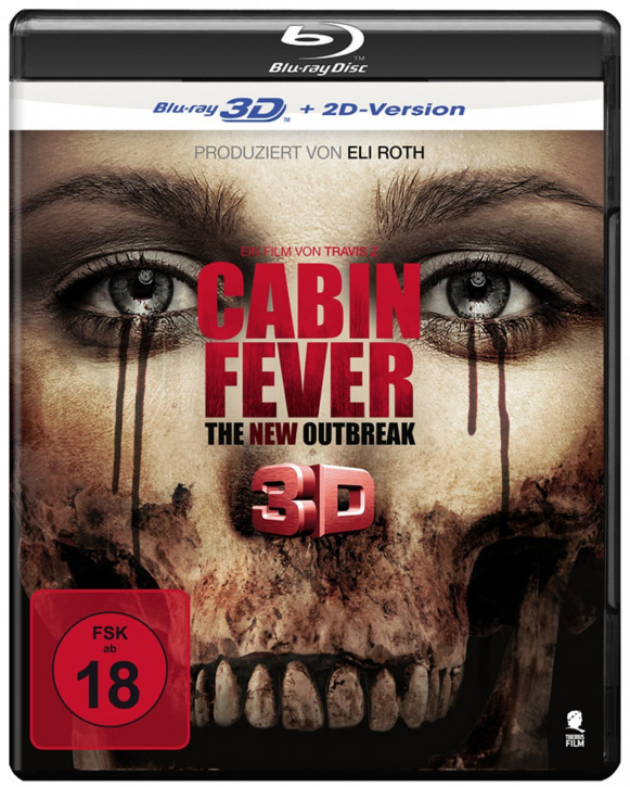 Cabin Fever - The New Outbreak [3D Blu-ray]