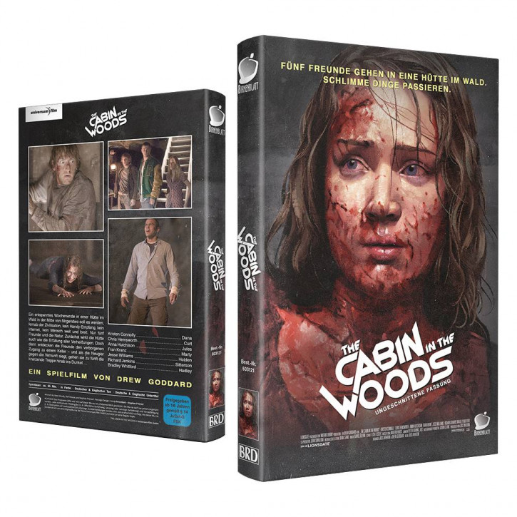 The Cabin in the Woods - Große Hartbox [Blu-ray]