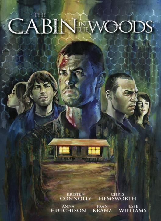 The Cabin in the Woods - Limited Mediabook Edition - Cover A [4K UHD+Blu-ray]
