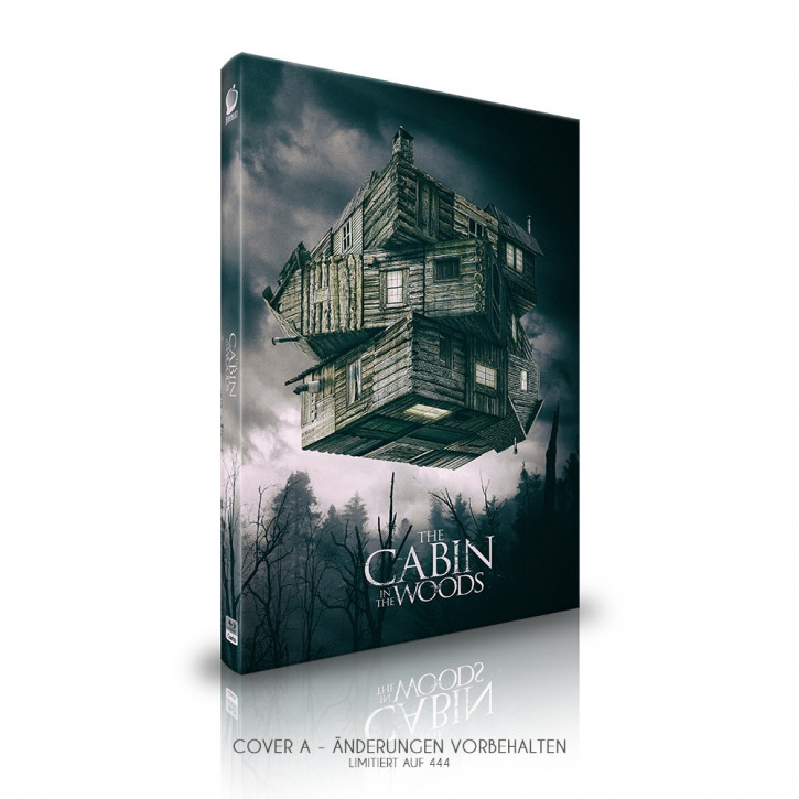 The Cabin in the Woods  - Limited Mediabook Edition - Cover A [Blu-ray]
