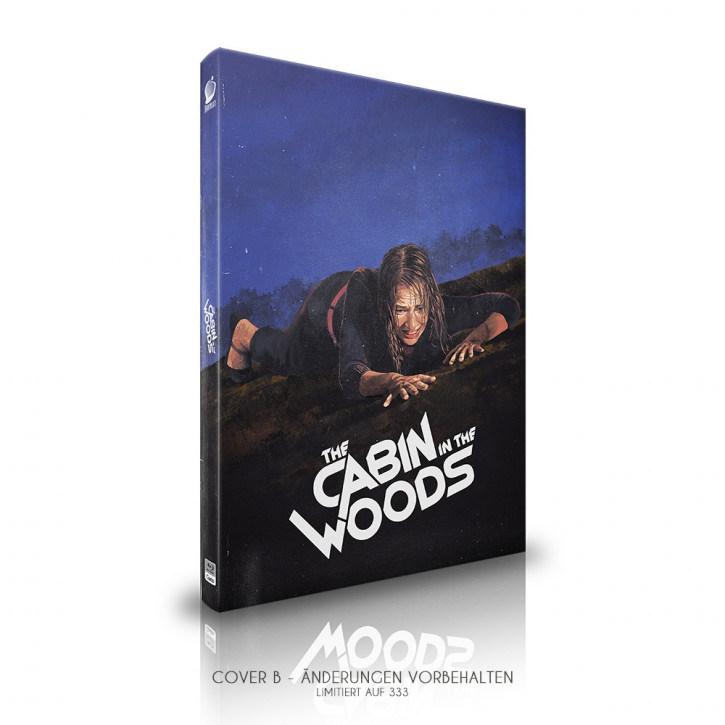 The Cabin in the Woods  - Limited Mediabook Edition - Cover B [Blu-ray]