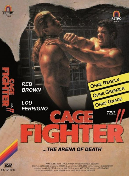 Cage Fighter 2 - große  Hartbox [DVD]