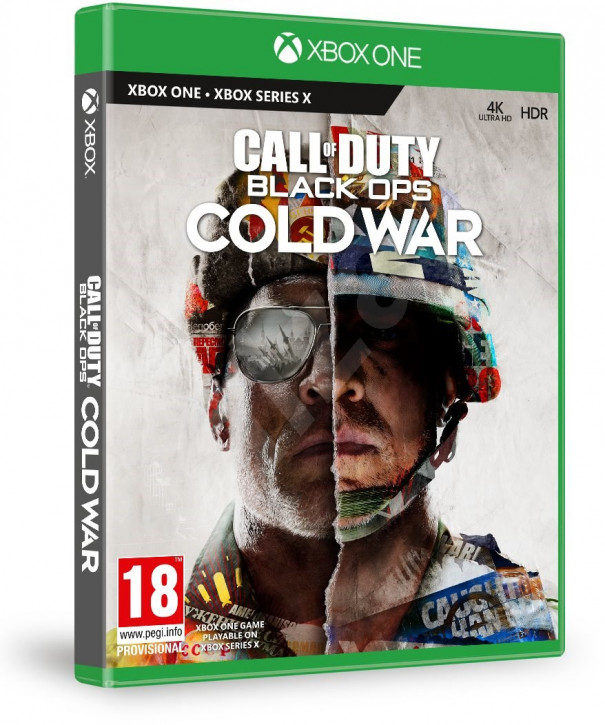 Call of Duty Black Ops Cold War [Xbox One]