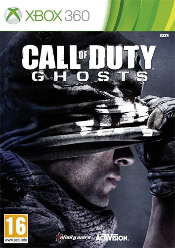 Call of Duty: Ghosts (uncut) [Xbox 360]