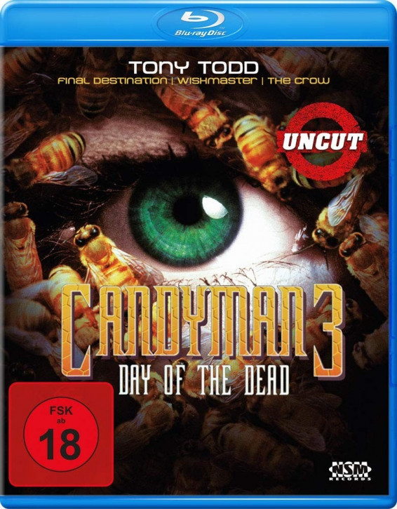 Candyman 3 - Day of the Dead [Blu-ray]
