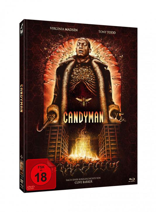 Candyman - Limited Mediabook Edition - Cover C [Blu-ray+DVD]