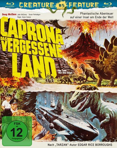 Caprona - Das vergessene Land [Blu-ray]