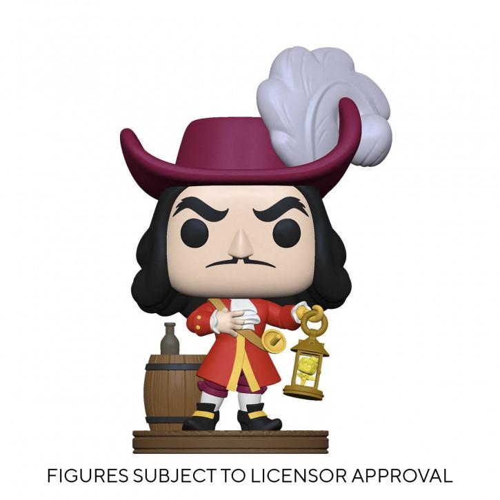 FunKo Disney: Villains - Captain Hook - Pop Vinyl Figure