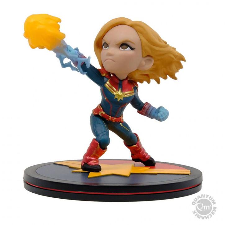 Captain Marvel - Q-Fig - Captain Marvel