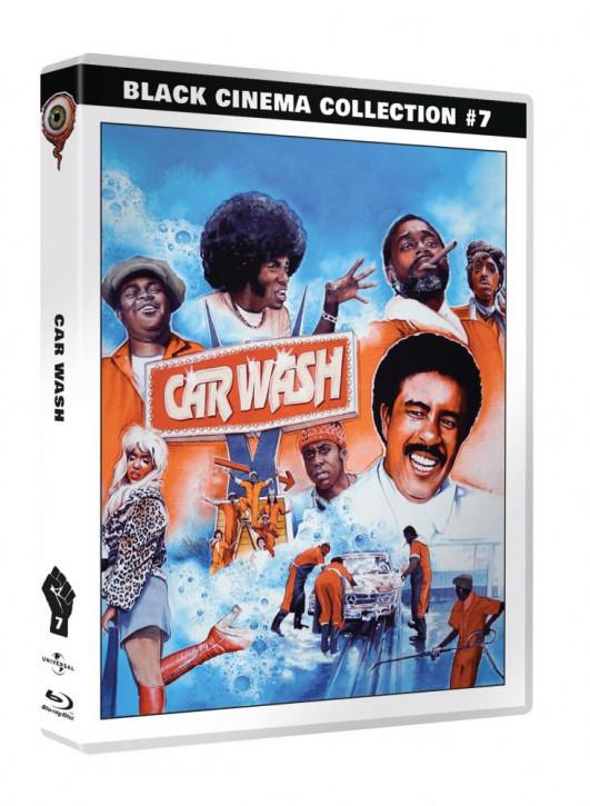 Car Wash - Black Cinema Collection #07 [Blu-ray+DVD]