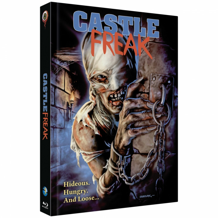 Castle Freak - Limited Collectors Edition Mediabook [Blu-ray]