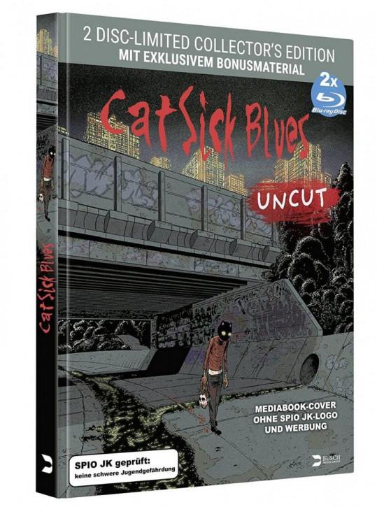 Cat Sick Blues - Limited Mediabook Edition [Blu-ray]