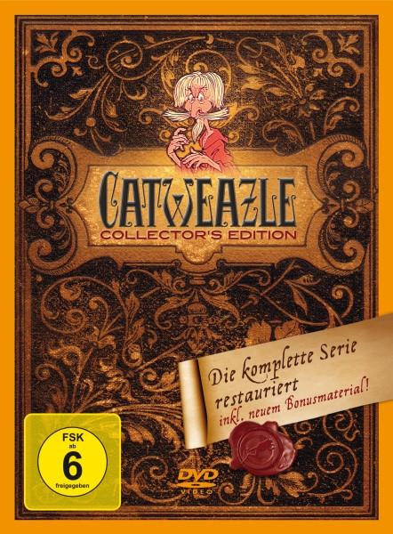 Catweazle - Collectors Edition (Neuauflage) [DVD]