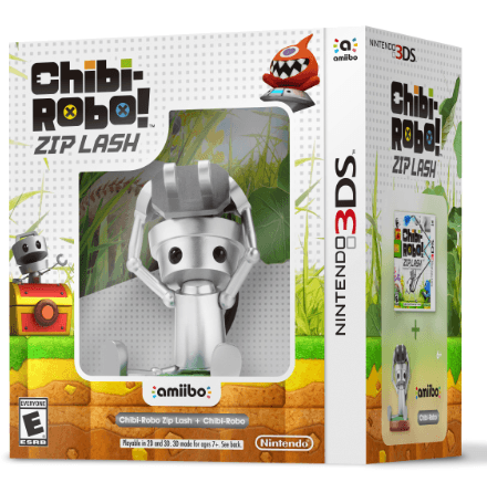 Chibi-Robo! Zip Lash (inkl. amiibo) [N3DS]