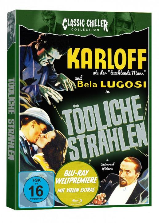 Tödliche Strahlen - Classic Chiller Collection [Blu-ray]