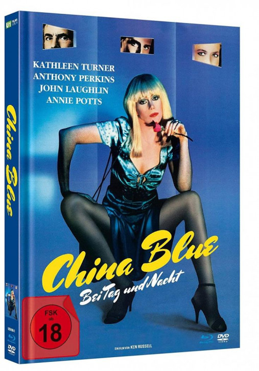 China Blue - Bei Tag und Nacht - Limited Mediabook [Blu-ray+DVD]