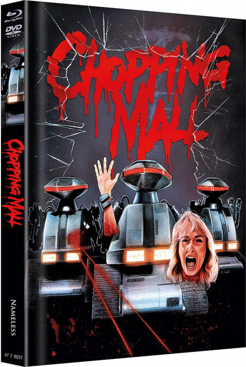Chopping Mall - Limited Mediabook Edition - Cover A [Blu-ray+DVD]