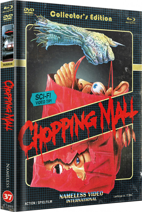 Chopping Mall - Limited Mediabook Edition - Cover D [Blu-ray+DVD]