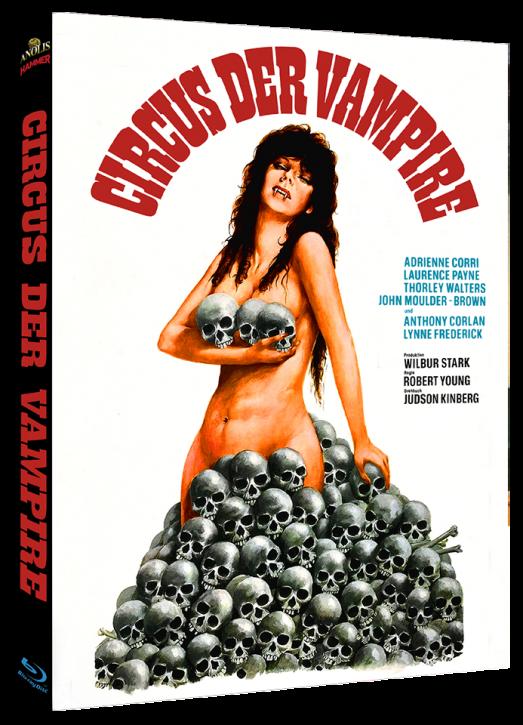 Circus der Vampire - Mediabook Cover C [Blu-ray]