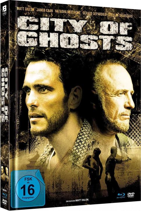 City of Ghosts - Mediabook [Blu-ray+DVD]