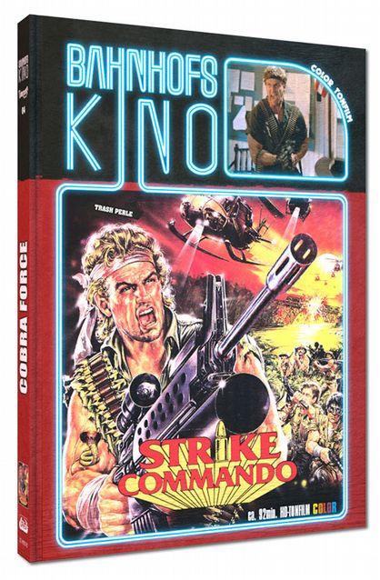 Cobra Force - Limited Mediabook Edition - Cover B [Blu-ray+DVD]