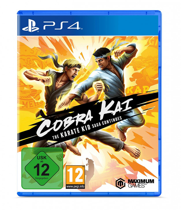 Cobra Kai: The Karate Kid Saga Continues [PS4]
