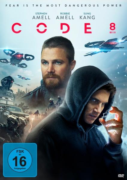 Code 8  [DVD]