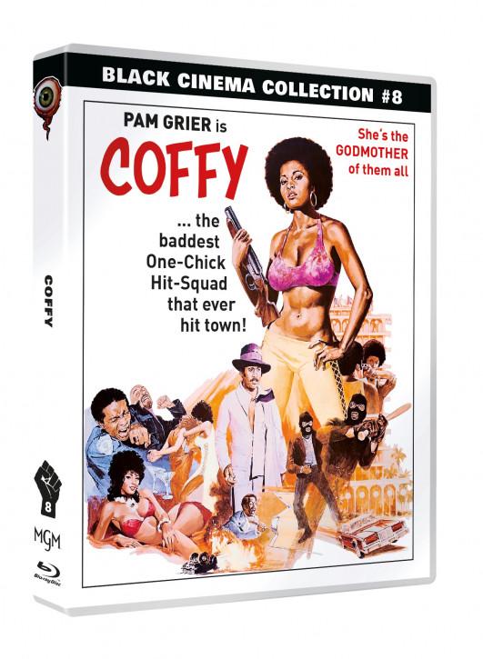 Coffy - Black Cinema Collection #08 [Blu-ray+DVD]