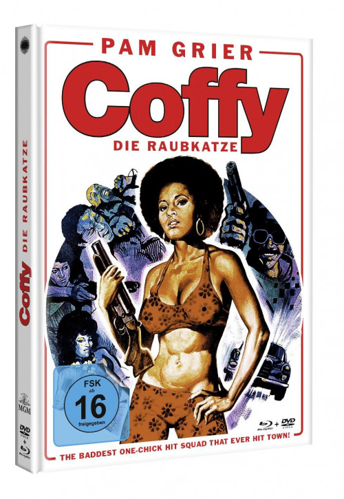 Coffy - Limited Mediabook Edition [Blu-ray]