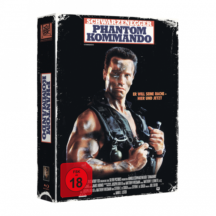 Phantom Kommando - Tape Edition [Blu-ray]