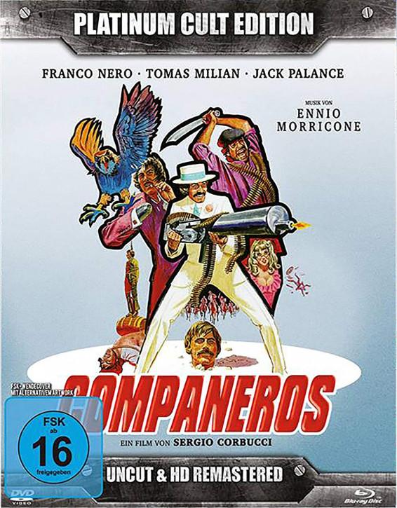 Companeros - (Platinum Cult Edition) [Blu-ray+DVD]