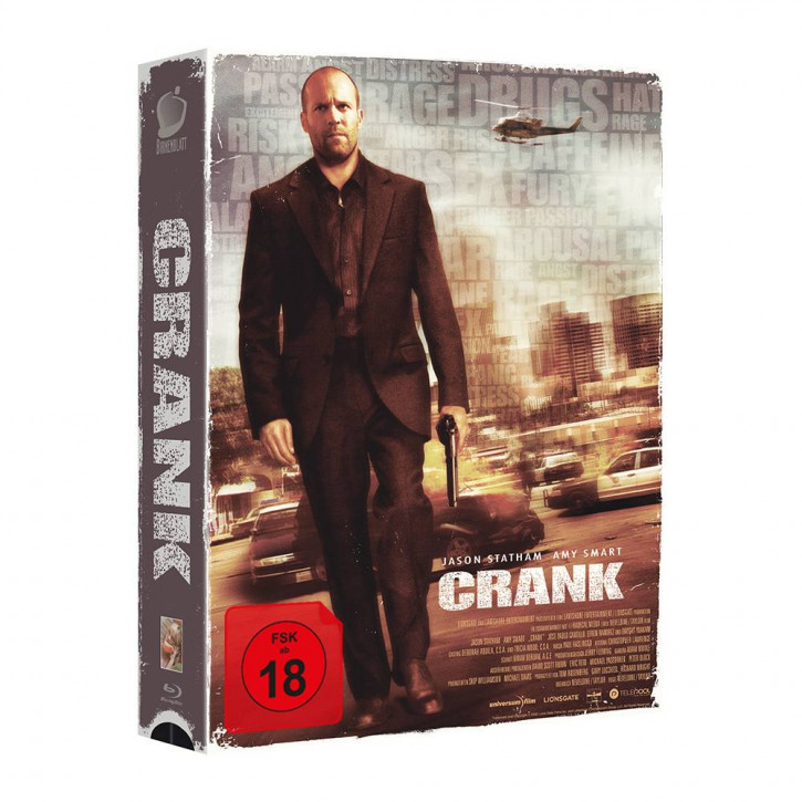 Crank - Tape Edition [Blu-ray]