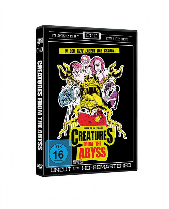 Creatures from the Abyss (Classic Cult Collection) [DVD]