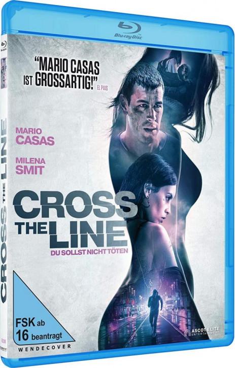 Cross the Line - Du sollst nicht töten [Blu-ray]