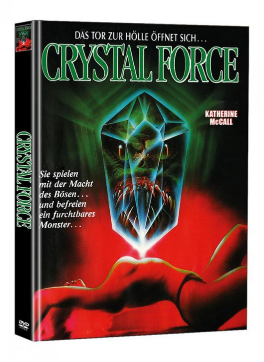 Crystal Force - Limited Mediabook Edition  (Super Spooky Stories #121) [DVD]