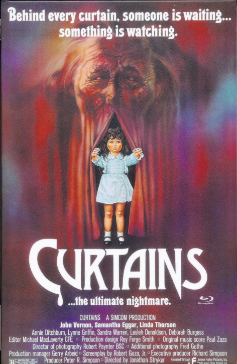 Curtains  - Große Hartbox - Cover B [Blu-ray]