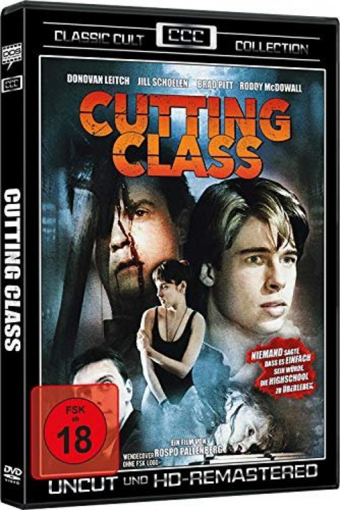 Cutting Class – Die Todesparty (Classic Cult Collection) [DVD]
